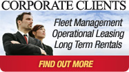 leasing operational si fleet management cu EuroCars Romania